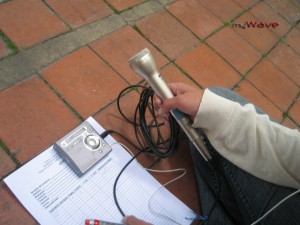 Taller de micrófonos